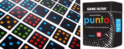 Punto – miks karcianki oraz gry w kółko i krzyżyk