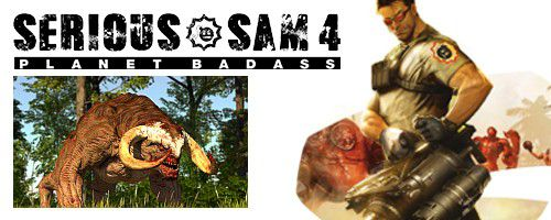 Serious Sam 4: Planet Badass – premiera w sierpniu