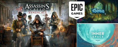 Kolejne darmowe gry od Epic Games