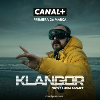 kalngor canal+ plakat